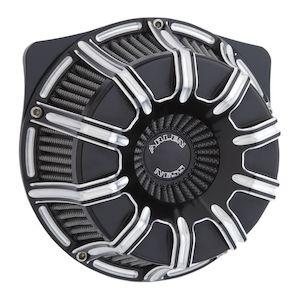 Arlen Ness 10-Gauge Inverted Series Air Cleaner Kit For Harley