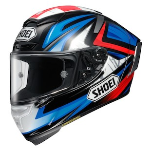 Shoei X-14 Bradley 3 Motorcycle Helmet