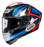 Shoei X-14 Bradley 3 Helmet
