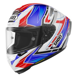 Shoei X-14 Asail Motorcycle Helmet