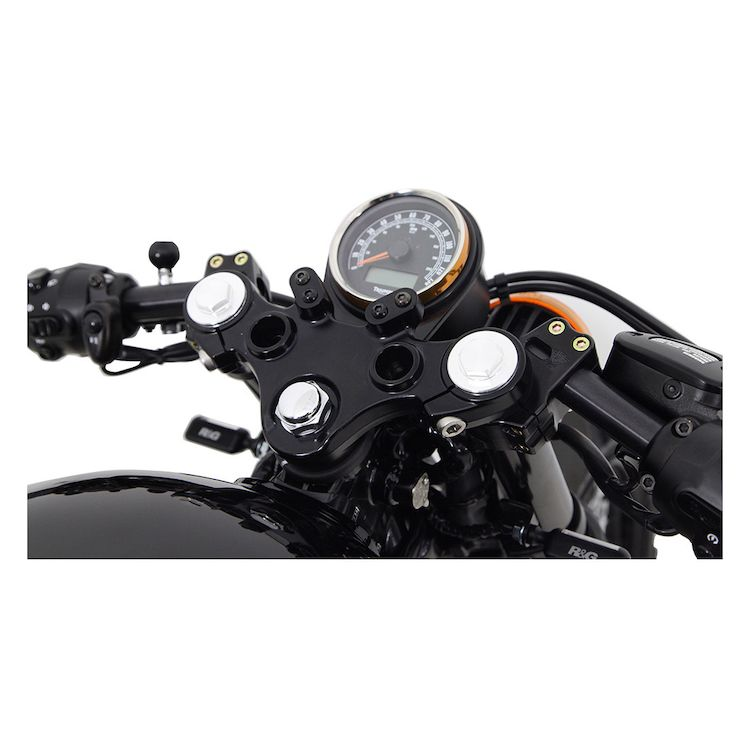 Denali Solo Speedometer Gauge Mount Triumph Thruxton / Bonneville / Scrambler 2004-2015