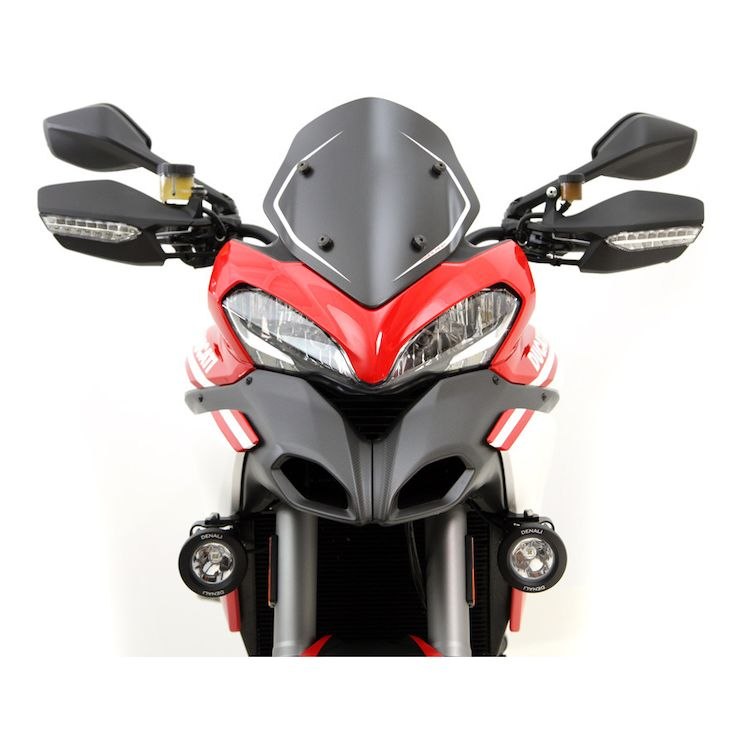 Denali Auxiliary Light Mount Ducati Multistrada 1200/S 2010-2014