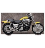 Cobra Slip-On Mufflers Yamaha V-Max 1200 1985-2007