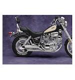 Cobra Slip-On Mufflers Yamaha Virago XV700 / 750 / 1100