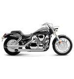 Cobra Slip-On Mufflers Honda VTX1300C