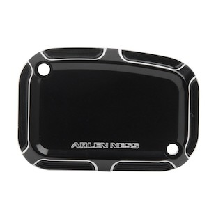 Arlen Ness Beveled Hydraulic Clutch Master Cylinder Cover For Harley Touring 2014-2016