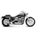 Cobra Slip-On Mufflers Honda Magna VF750