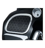 Kuryakyn Tri-Line Speaker Accents For Harley Road Glide 2015-2016