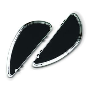 Arlen Ness Smooth Fusion Series Driver Floorboards For Harley 1984-2018