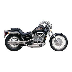 Cobra Classic Slashcut Exhaust Honda Shadow VT600C