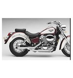 Cobra Boulevard Slip-On Drag Pipes Honda VT750C