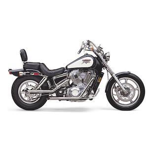 Cobra Boulevard Drag Pipes Honda Shadow VT1100C