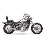 Cobra Boulevard Slip-On Drag Pipes Honda Shadow VT1100C