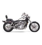 Cobra Boulevard Slip-On Drag Pipes Honda Shadow VT1100C