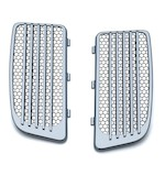 Kuryakyn Radiator Grills For Harley Touring 2014-2017