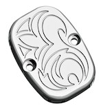 Arlen Ness Engraved Front Brake Master Cylinder Cover For Harley
