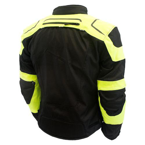 Image result for Oxford Estoril 2.0 Jacket Black & Fluo