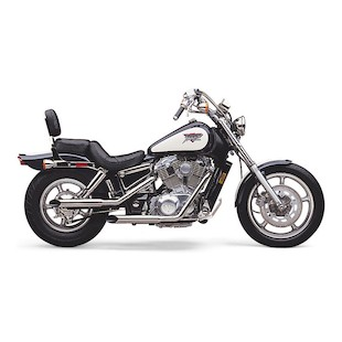 Cobra Classic Slashcut Exhaust Honda Shadow VT1100C