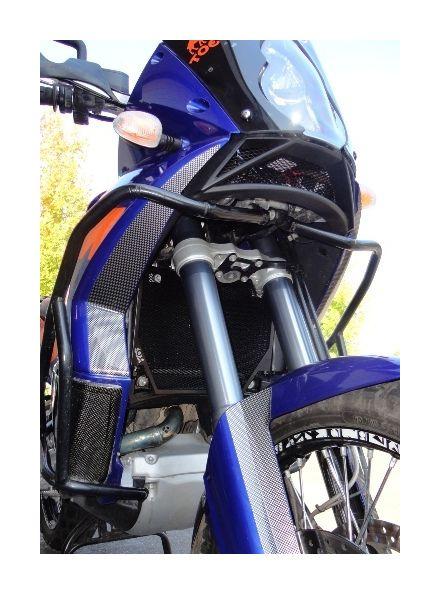 Full Face Cruiser Helmets >> Cox Racing Radiator Guard KTM 950 Adventure / 990 ...