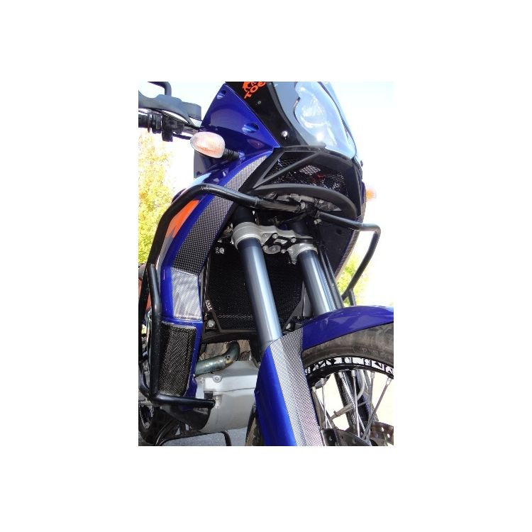 Cox Racing Radiator Guard KTM 950 Adventure / 990 Adventure / R