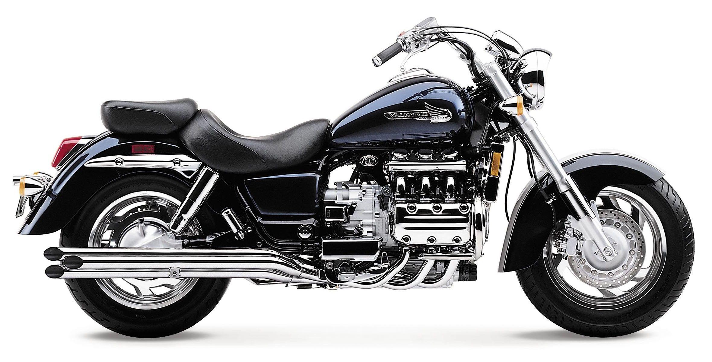 Cobra Boulevard Drag Pipes Honda Valkyrie Gl1500c 10