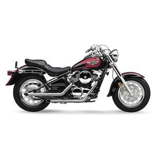 Cobra Boulevard Slip-On Drag Pipes Kawasaki Vulcan VN800