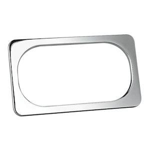 Arlen Ness Smooth License Plate Frame