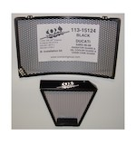Cox Racing Radiator and Oil Cooler Guard Ducati Monster S4RS 2006-2008