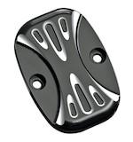 Arlen Ness Deep Cut Rear Brake Master Cylinder Cover For Harley