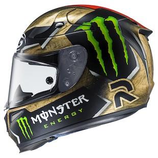 HJC RPHA 10 Pro Sparteon Lorenzo Replica Helmet