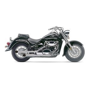Cobra Classic Slashcut Exhaust Suzuki Boulevard / Intruder Volusia