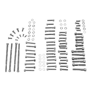 Drag Specialties Complete Motor Bolt Kit For Harley Softail / Dyna 2007-2017