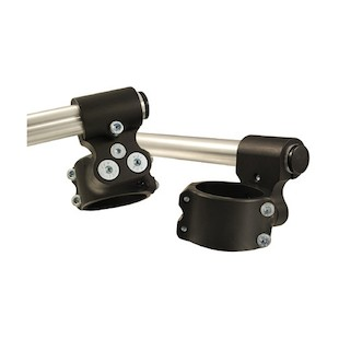 Woodcraft Clip-Ons with Risers 1.5 Inch Rise / 53MM [Previously Installed]