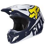 Fox Racing Youth V1 Race SE Helmet