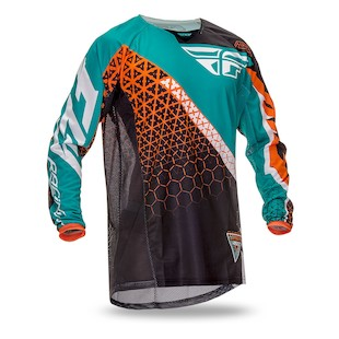 Fly Racing Kinetic Trifecta Jersey (Size SM Only)
