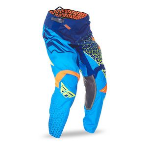 Fly Racing Dirt Youth Kinetic Trifecta Pants