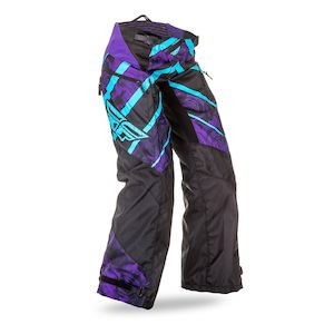 Fly Racing Dirt Kinetic Boot Cut Race Women's Pants