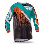 Fly Racing Youth Kinetic Trifecta Jersey