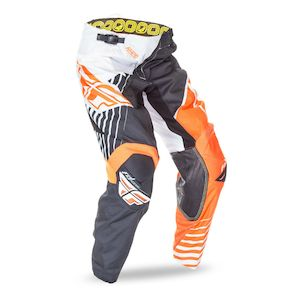 Fly Racing Dirt Kinetic Vector Pants
