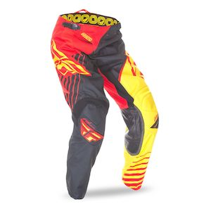 Fly Racing Dirt Youth Kinetic Vector Pants