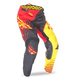 Fly Racing Youth Kinetic Vector Pants