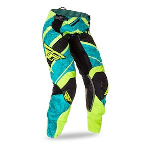Fly Racing Dirt Kinetic Race Women's Pants
