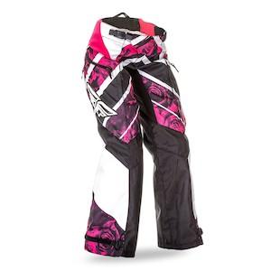 Fly Racing Girl's Kinetic Boot Cut Race Pants