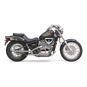 Cobra Boulevard Drag Pipes Honda Shadow VLX600