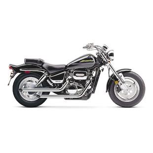 Cobra Drag Pipes Suzuki Marauder VZ800