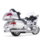 """Cobra Classic 4"""" Slip-On Mufflers Honda GL1800 2001-2011"""