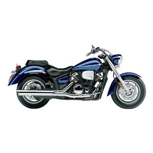 "Cobra 4"" Slip-On Muffler Yamaha V Star XVS1300 2007-2014"