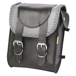 Willie & Max Grey Thunder Sissy Bar Bag