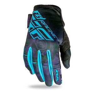 Fly Racing Girls Kinetic Gloves