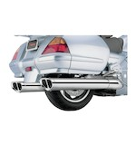 Cobra Tri-Oval Slip-On Mufflers Honda Gold Wing GL1800